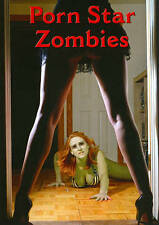 PORN STAR ZOMBIES (DVD, 2012) New / Factory Sealed / Free Shipping