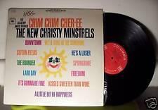 NEW CHRISTY MINSTRELS Academy Award Winner Chim Cher-ee