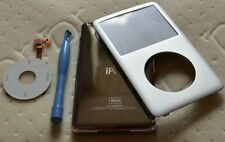 iPod (Silver)Classic 6th Gen 80GB Front&Back Cover+Click Wheel