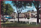 PIACENZA BOBBIO 13 DISTRIBUTORE BENZINA ESSO Cartolina FOTOGRAFICA viagg. 1964