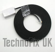 3.5m separation cable extension for Icom ID-5100A/E IC-2720H IC-2725E OPC1156 eq