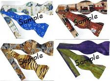 Reversible Bow tie / Self-tie Bow tie / Create your own Bow Tie from our store!