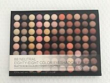bh Cosmetics - 88 Neutral Color Eyeshadow Palette.