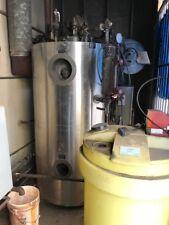 Fulton Boiler, 150 PSI, 20HP, Natural Gas. 1997