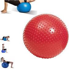 Palla da Ginnastica GymBall Massage Ginnica Massaggio Yoga Pilates Fitness cir