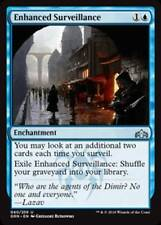 MTG Magic - (U) Guilds of Ravnica - Enhanced Surveillance - NM/M