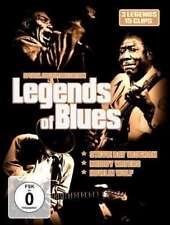 Varios Artistas - Legends Of Blues Nuevo DVD