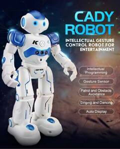 Toys For Boys Kids Children RC Robot Singing Dancing Robots Toy Toy for 3 4 5> 8