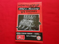 HOW TO HOP UP Ford & Mercury V8 Engines Hot Rod 1951 MODIFICATIONS SHOP MANUAL