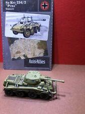 Axis & Allies Contested Skies #: 33/45 Sd Kfz 234/2 Puma