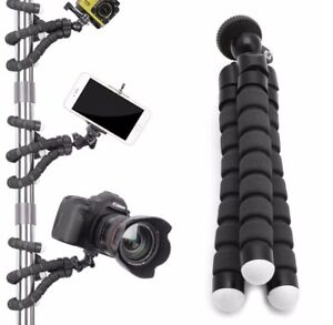 For Sony Camera DSLR SLR Tripod Gorilla Octopus Mount Stand Holder - UNC 1/4-20