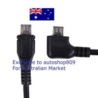 Micro USB to Micro USB Cable 1m Meter long Charge between Phone Tablet Watch