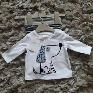 BNWT NEXT baby Boys 2 Piece Set UP TO 1 MONTH
