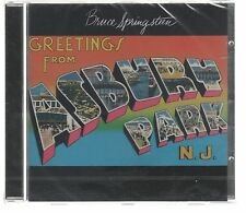 BRUCE SPRINGSTEEN GREETINGS FROM ASBURY PARK N.J. CD SIGILLATO!!!