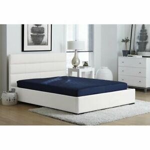Memory Foam Mattress Comfort Polyester Quilted Tight Sleeplace Full Size 6 in