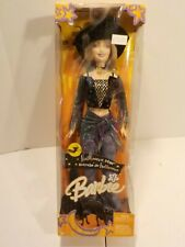 N HALLOWEEN STAR Barbie Doll Witch Costume New MISB