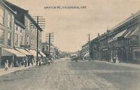 CALEDONIA ON – Argyle Street