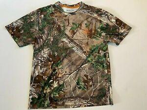 Realtree Short Sleeve Camo Hunting T-Shirt Men's Size Medium (38-40)