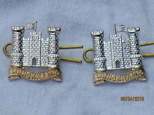 5th Inniskilling Dragoon Guards,Anodised Aluminium Staybright