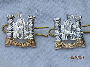 5th Inniskilling Dragoon Guards, Anodised Aluminium Staybright