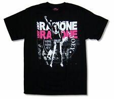 New Joey Ramone Fist Black T Shirt Ramones Band New Official