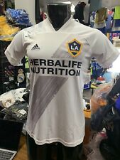 Adidas Los Angeles Galaxy Home Womens Jersey 2020 White Gray Size  Extra Large