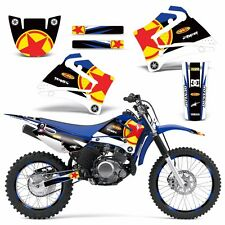 Decal Graphics kit for Yamaha TTR125 2000-2007 TTR Dirtbike MX Motocross Deco RS