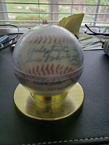 1960s Hall of Fame Souvenir Baseball Facsimile Signatures - 29 Players