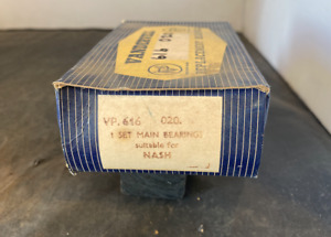 Vandervell Replacement Engine Main Bearings - NOS - VP616 - 020 - Nash - Rambler