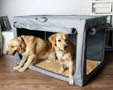 """Petsfit Travel Collapsible Home Soft Crate Indoor/Outdoor XL 42"""" X 28"""" X 27"""""""