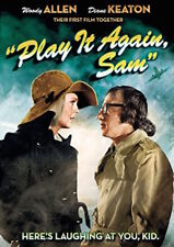 PLAY IT AGAIN, SAM DVD - SINGLE DISC EDITION - NEW UNOPENED - WOODY ALLEN