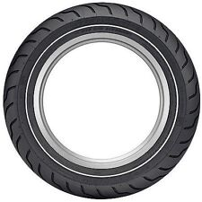 DUNLOP ELITE WHITE WALL 130/90-16 FRONT TIRE HARLEY TOURING SOFTAIL DYNA INDIAN