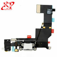 New OEM Charging Port Charger Dock Headphone Mic Flex Cable For iPhone SE White