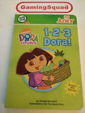 1-2-3 Dora  - Book, Supplied by Gaming Squad Ltd