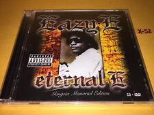 BEST of EAZY-E eternal CD + DVD Boyz N Hood 8 BALL eazy duz it DR DRE mc ren nwa