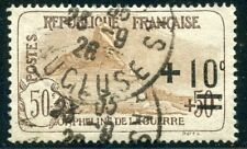 STAMP / TIMBRE FRANCE OBLITERE ORPHELINS DE LA GUERRE N° 167 COTE 27 €