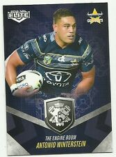 2016 NRL ELITE ENGINE ROOM COWBOYS ANTONIO WINTERSTEIN ER36 CARD