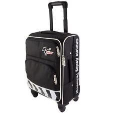 Official MotoGP Pro Series Flight Cabin Travel Bag Suitcase Wheel Trolley Black