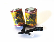 Tattoo Machine COILS Gun Accessories Spare Parts Japanese Geisha Design 32mm
