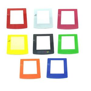 Nintendo Gameboy Color Console Replacement Plastic Screen Lens Cover