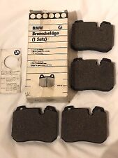 BMW E34 M5 E31 850CSi Front Brake Pads ORIGINAL 34112227331