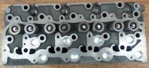 New Bobcat 773 w/Kubota V2003-T Cylinder Head with Valves Installed  6675642