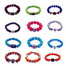 Handmade Glass Beads 40 Bracelets Wholesale lot Tibet Nepal W2347