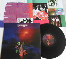 LP APOCALYPSE Apocalypse (Re)  LONG HAIR MUSIC LHC135 - Die Anderen - SEALED