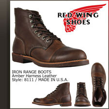 Red Wing 8111 Iron Ranger (Amber Harness Leather)