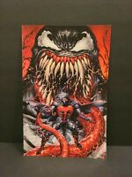 Marvel Comics Venom #26 Tyler Kirkham Virgin Variant 1st Full Virus Codex NM