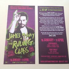 2x flyer / handbill THE RULING CLASS James Mc Avoy
