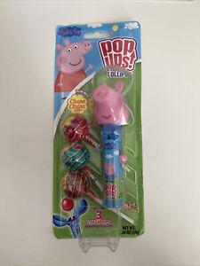 Pop Ups Lollipop Peppa Pig Perfect For 1000% Bearbrick Be@rbrick Rare