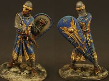 Tin toy soldiers ELITE painted 54 mm Norman warrior