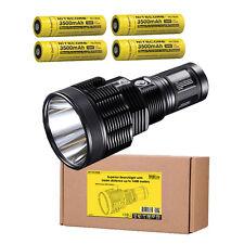 Nitecore TM38 Lite XHP35 HI D4 LED Flashlight -1800Lumens w/4x NL1835 Batteries